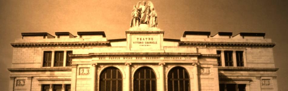 Teatro Vittorio Emanuele of Messina | IT